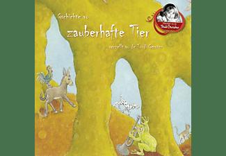 Trudi Gerster - Gschichte vo zauberhafte Tier verzellt vo de Trudi Gerster  - (CD)