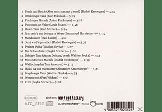 Duo Soyka Stirner - Tanz Zwei  - (CD)