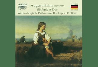 Per Po Wurttemberg Reutlingen, Halm - Halm/Sinfonie A-Dur  - (CD)