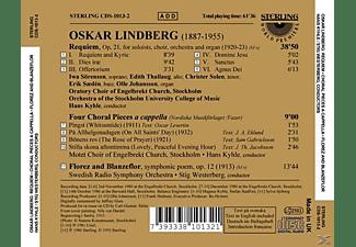 VARIOUS - Lindberg:Requiem/Choräle  - (CD)