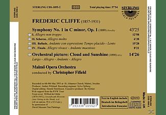 Malmo Opera Orchestra, Cliffe - Cliffe Sinf.1  - (CD)