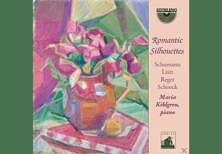 Maria Kihlgren (klavier) - Romantic Silhouettes  - (CD)
