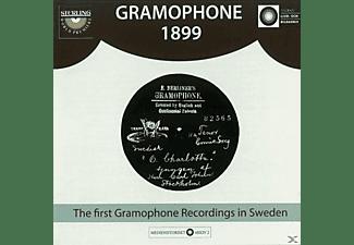 VARIOUS - Gramophone 1899  - (CD)