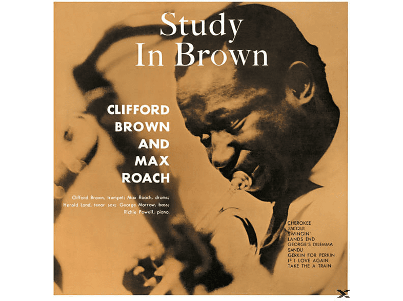 Brown, Clifford / Roach, Max - STUDY IN BROWN (LIMITED EDITION/180G) [Vinyl]