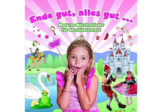 Friendz - Ende Gut, Alles Gut-15 Moderne Märchenlieder  - (CD)