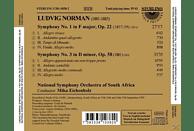 National Symphony Orchestra Of South Africa - Norman: Symphony No.1 & 3 [CD]