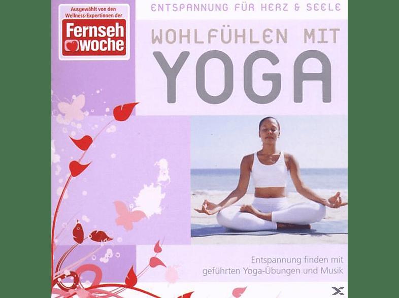 VARIOUS - Wohlfühlen Mit Yoga [CD]