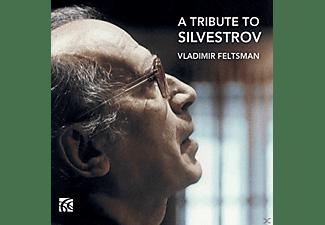 Vladimir Feltsman - A Tribute To Silvestrov  - (CD)