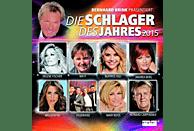 VARIOUS - Bernhard Brink: Die Schlager Des Jahres 2015 [CD]