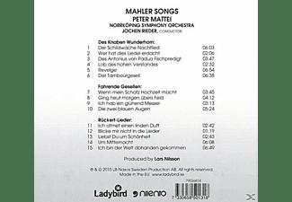 Peter Mattei - Des Knaben Wunderhorn/Fahrende Gesellen/Rückert-L.  - (CD)