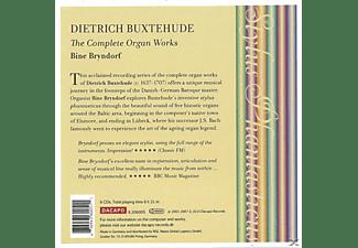 Bine Bryndorf - Sämtliche Orgelwerke  - (CD)