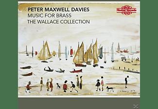 Wallace Collection - Musik Für Blechbläser  - (CD)