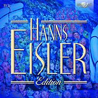 VARIOUS - Hans Eisler Edition - [CD]