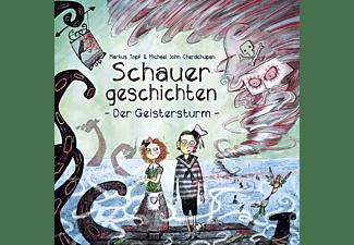 Hartmut Neugebauer - Schauergeschichten-Der Geistersturm  - (CD)