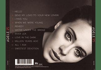 Adele - 25  - (CD)