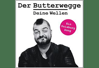 Der Butterwegge - Deine Wellen (Ein Duisburg Song)  - (CD 3 Zoll Single (2-Track))