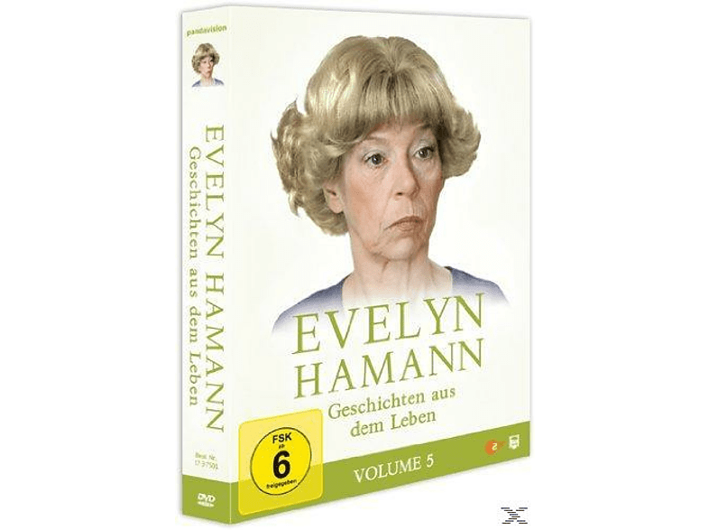 Evelyn Hamanns Geschichten aus dem Leben - Vol. 5 [DVD]