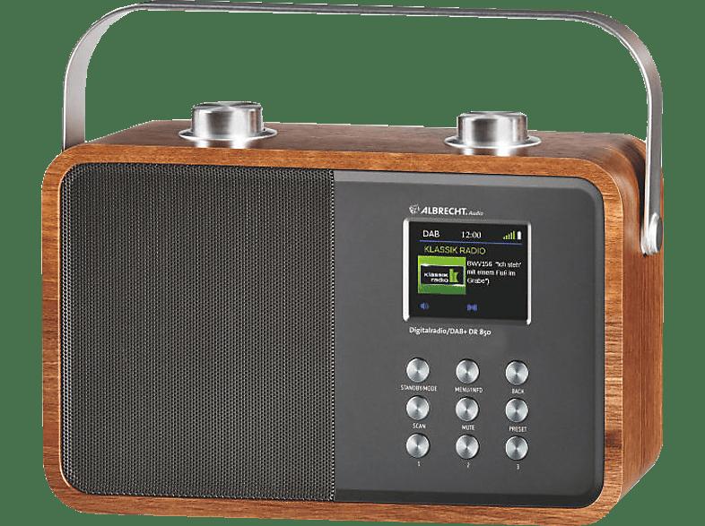 ALBRECHT DR 850, Radio