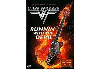 Van Halen - Runnin With The Devil  - (DVD)