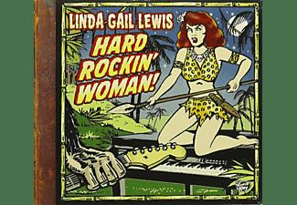 Linda Gail Lewis - Hard Rockin' Woman  - (CD)