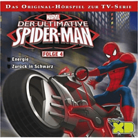 Walt Disney - Ultimate Spider-Man Folge 4 - (CD)