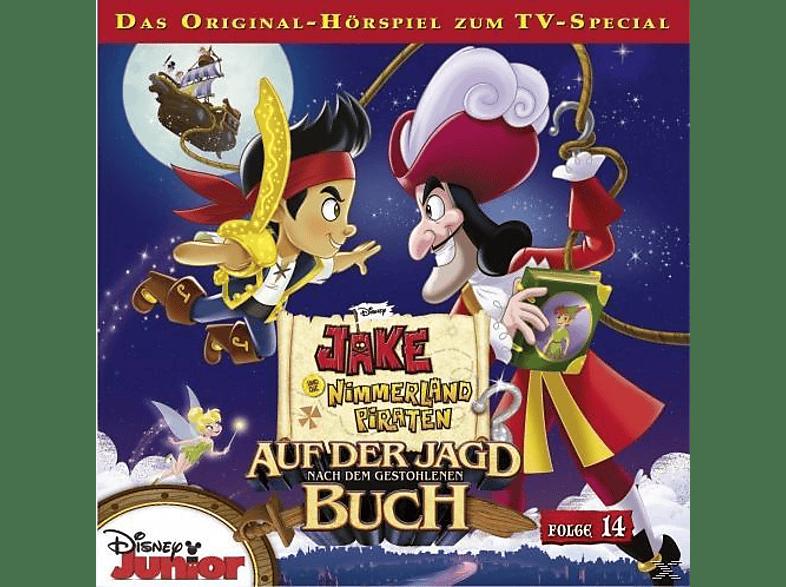 Walt Disney - Jake Und Die Nimmerland-Piraten Teil 14 - (CD)