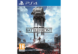 ARAL Starwars Battlefront PlayStation 4