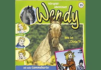 "- Wendy 35: Wo ist ""Dixie""?  - (CD)"
