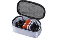 HAMA Ancona HC 130, Kameratasche für Gopro, Schwarz, passend für GoPro Actioncams mit Zubehör