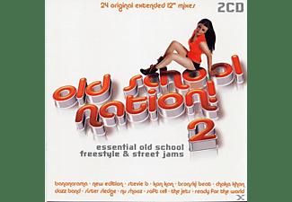 VARIOUS - Old School Nation Vol.2  - (CD)