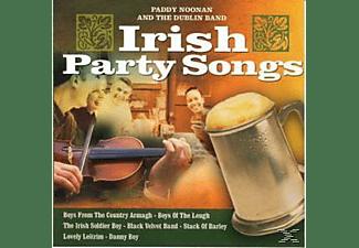 Noonan Paddy - Irish Party Songs  - (CD)