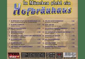 VARIOUS - In München Steht Ein Hofbräuhaus  - (CD)