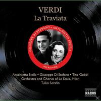 Stella, Serafin/Stella/Di Stefano/Gobbi - La Traviata [CD]