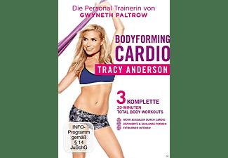 Tracy Anderson - Bodyforming Cardio DVD