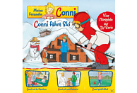 Meine Freundin Conni (Tv-Hörspiel) - 05: Conni Fährt Ski/Osterhase/Kinderarzt/Fußball - (CD)