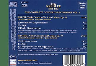 Fritz Kreisler, The London Philharmonic Orchestra - Violinkonzerte  - (CD)