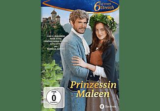 Prinzessin Maleen - Sechs auf einen Streich DVD