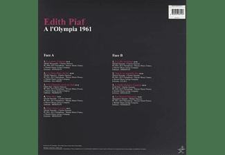Edith Piaf - A L'olympia 1961 (Remasterisé En 2015)  - (Vinyl)