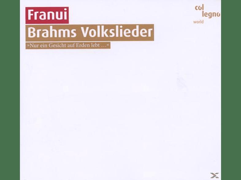 Franui - Brahms Volkslieder [CD]