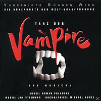Musical, MUSICAL/VARIOUS - TANZ DER VAMPIRE (QS) [CD]