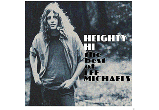 Lee Michaels - Heighty Hi-Best Of  - (CD)
