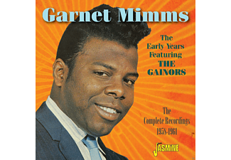 Garnet Mimms - Early Years - (CD)