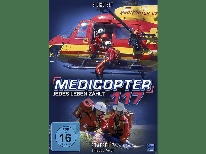 Medicopter 117 - Staffel 7 [DVD]