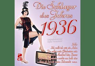 VARIOUS - Die Schlager Des Jahres 1936  - (CD)