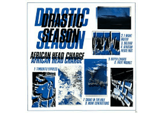 African Head Charge - Drastic Season - (LP + Download)