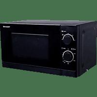 SHARP R 200 BKW Mikrowelle (800 Watt)