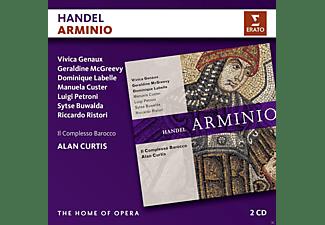 Alan Curtis - Arminio  - (CD)