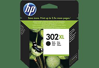 HP Tintenpatrone Nr. 302XL, schwarz (F6U68AE)
