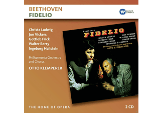 Otto Klemperer, Christa Ludwig, Vickers Jon - Fidelio  - (CD)