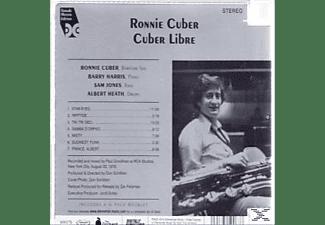 Ronnie Cuber - Cuber Libre  - (CD)
